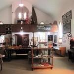Tecumseh Historical Museum inside