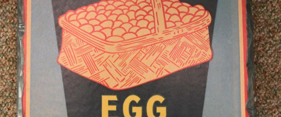 Haydens Egg Mash Sign