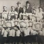 Tecumseh Baseball Team