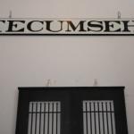 Tecumseh Sign