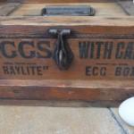 Vintage Egg Box