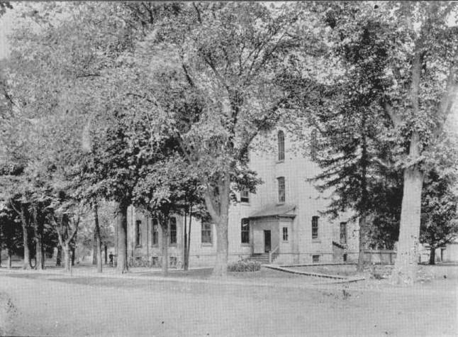 University of Michigan in Tecumseh